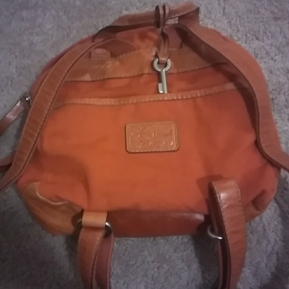 Fossil Bags   Small Backpack   Poshmark 26f0ce30f0